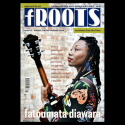 Issue 345, March 2012 (Fatoumata Diawara cover) - PRINT EDITION