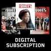 fRoots digital subscription: 1 year