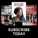 fRoots Magazine subscription, 1 year