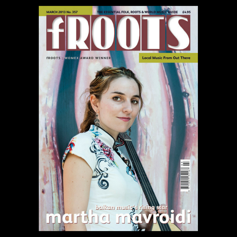 fRoots back issues - fRoots Magazine
